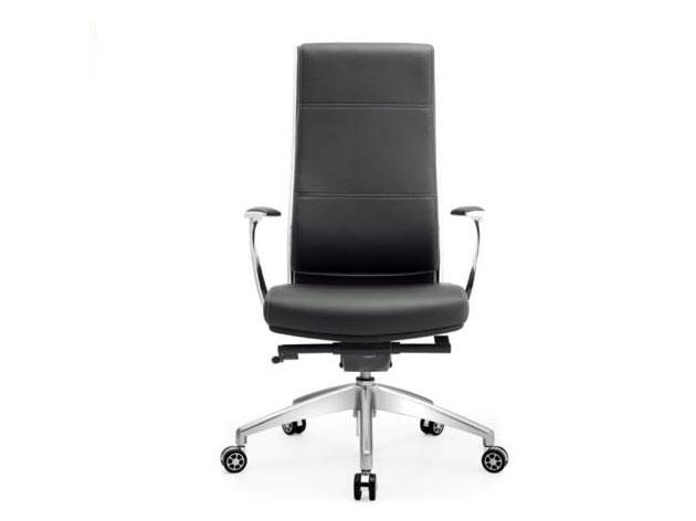 真皮会议椅BY-02