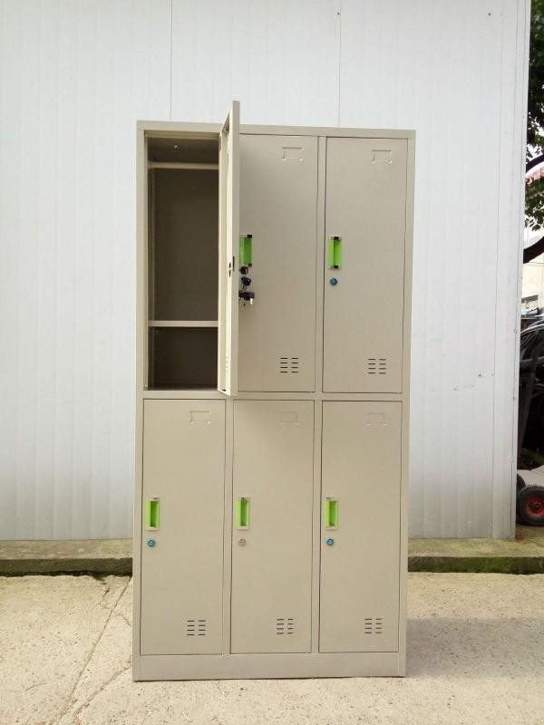 钢制衣柜BY-05