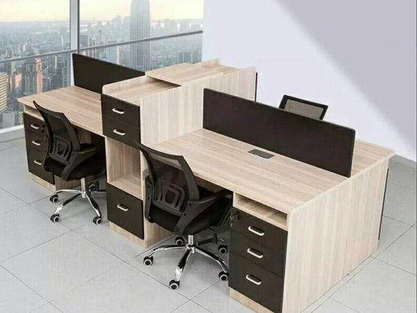 板式办公桌BY-13
