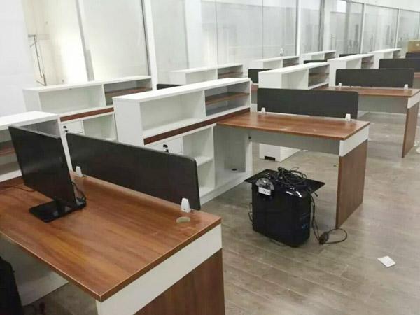 板式办公桌BY-03