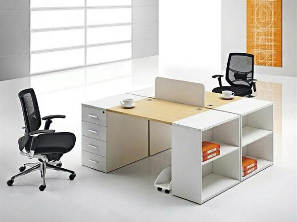 板式办公桌BY-02