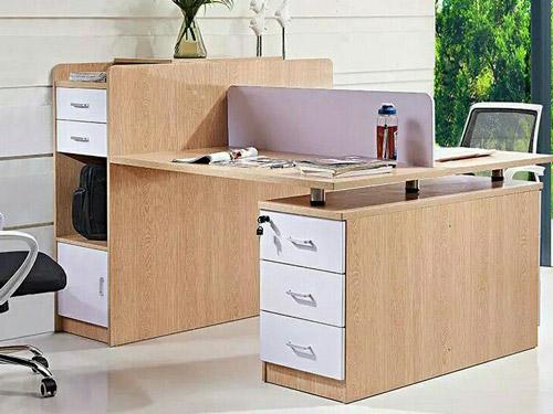 板式办公桌BY-01